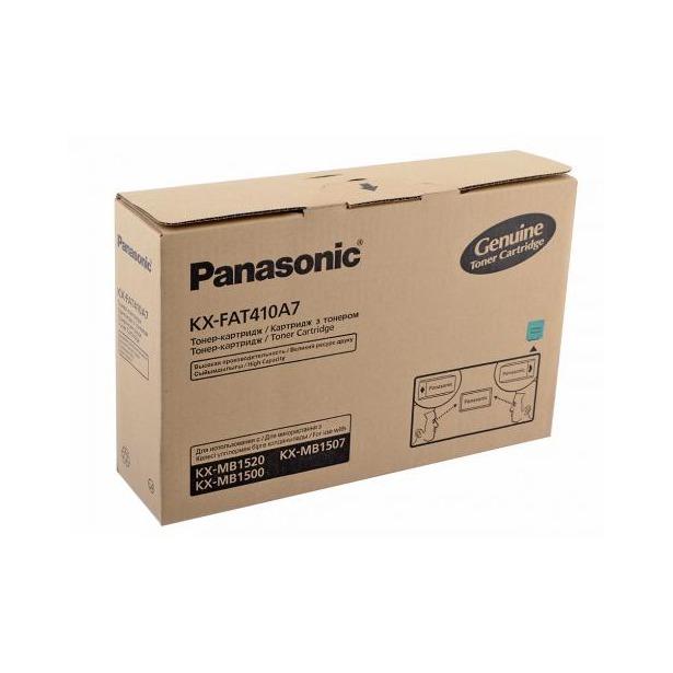 фото Тонер-картридж Panasonic KX-FAT410A7