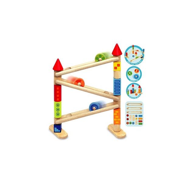 фото Кугельбан-конструктор I'm toy «Две башенки»