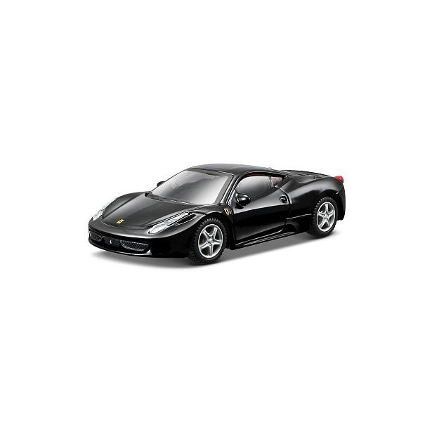 фото Сборная модель автомобиля 1:43 Bburago Ferrari 458 Iralia