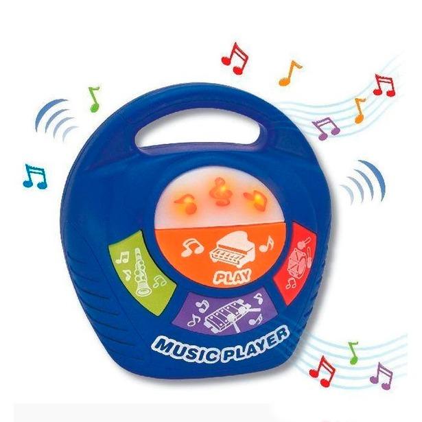 фото Развивающая игрушка Keenway Музыкальный плеер