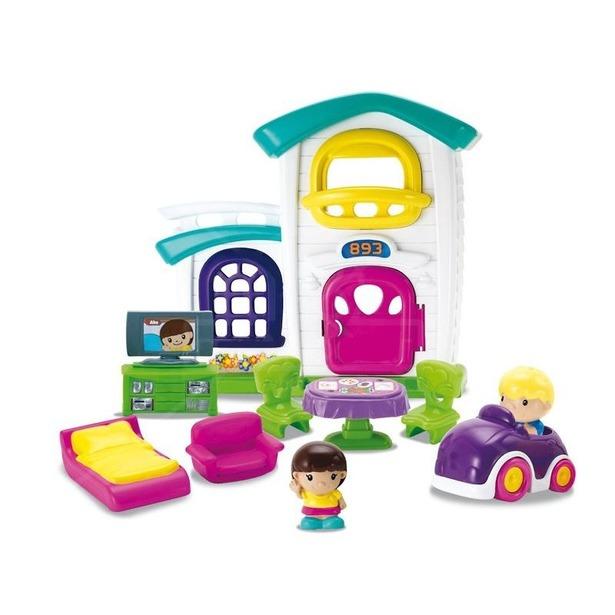фото Набор игровой для девочек Keenway «Кукольный дом»