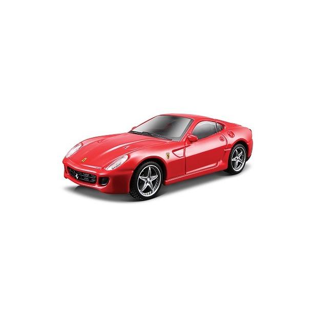 фото Сборная модель автомобиля 1:43 Bburago Ferrari 599 GTB Fiorano HGTE