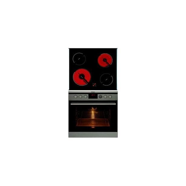 фото Комплект из духовки и рабочей поверхности Hansa BCCI64195055