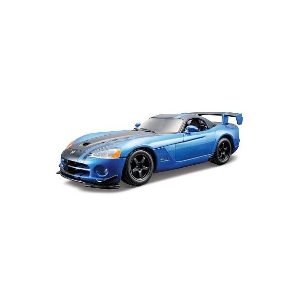 фото Сборная модель автомобиля 1:24 Bburago Viper SRT 10 ACR