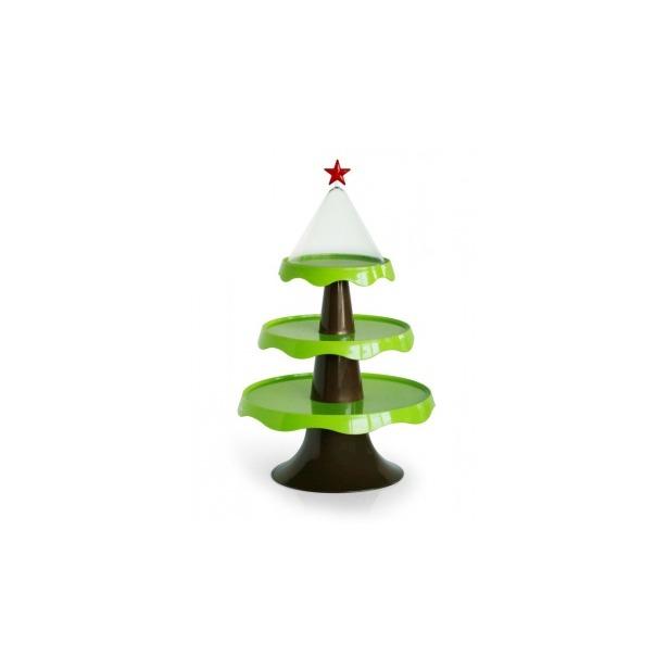 фото Этажерка подарочная Qualy Merry Tree