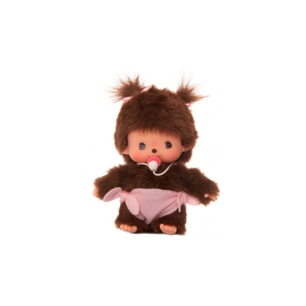 фото Мягкая игрушка Sekiguchi Девочка в подгузнике