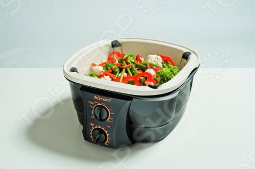 Мультиварка Delimano 8 in 1 Gourmet Cooker