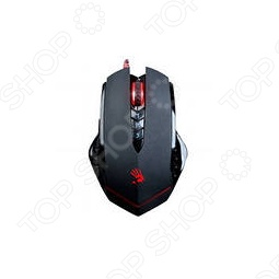 Мышь A4Tech loody V8 game mouse Black USB