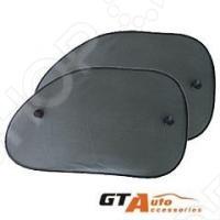Автомобильная шторка на боковые стекла GTA (2шт)