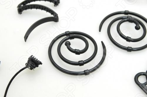 Заколки для волос в наборе Bradex «Сто Причесок» 2