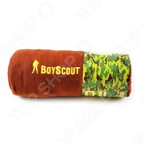 Плед флисовый BOYSCOUT. В ассортименте